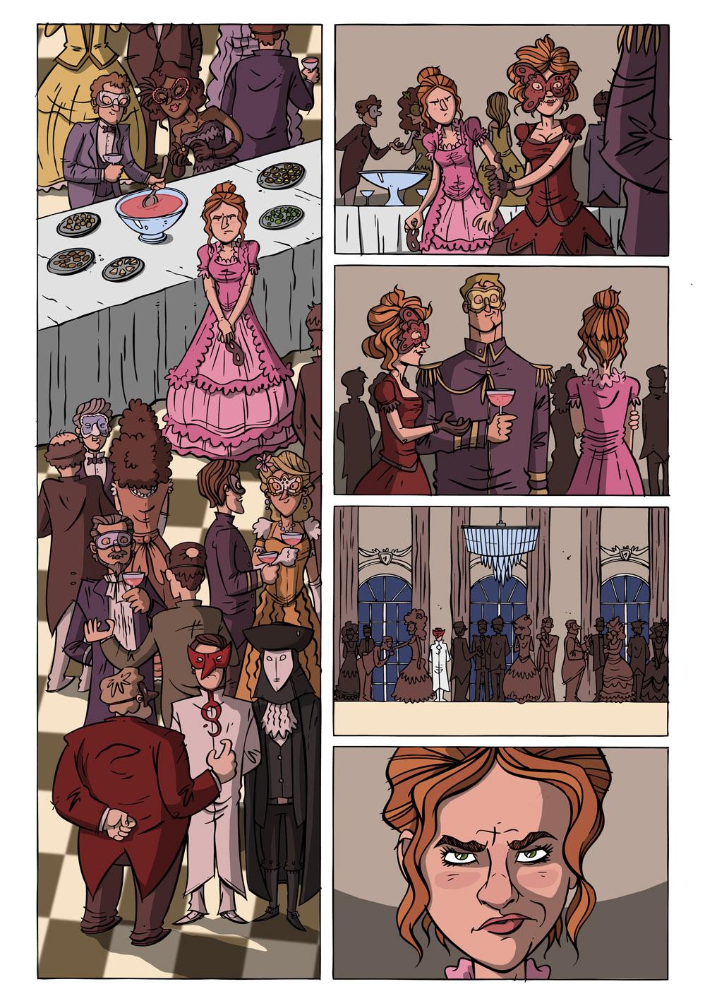 99 Swords #4 pg 5