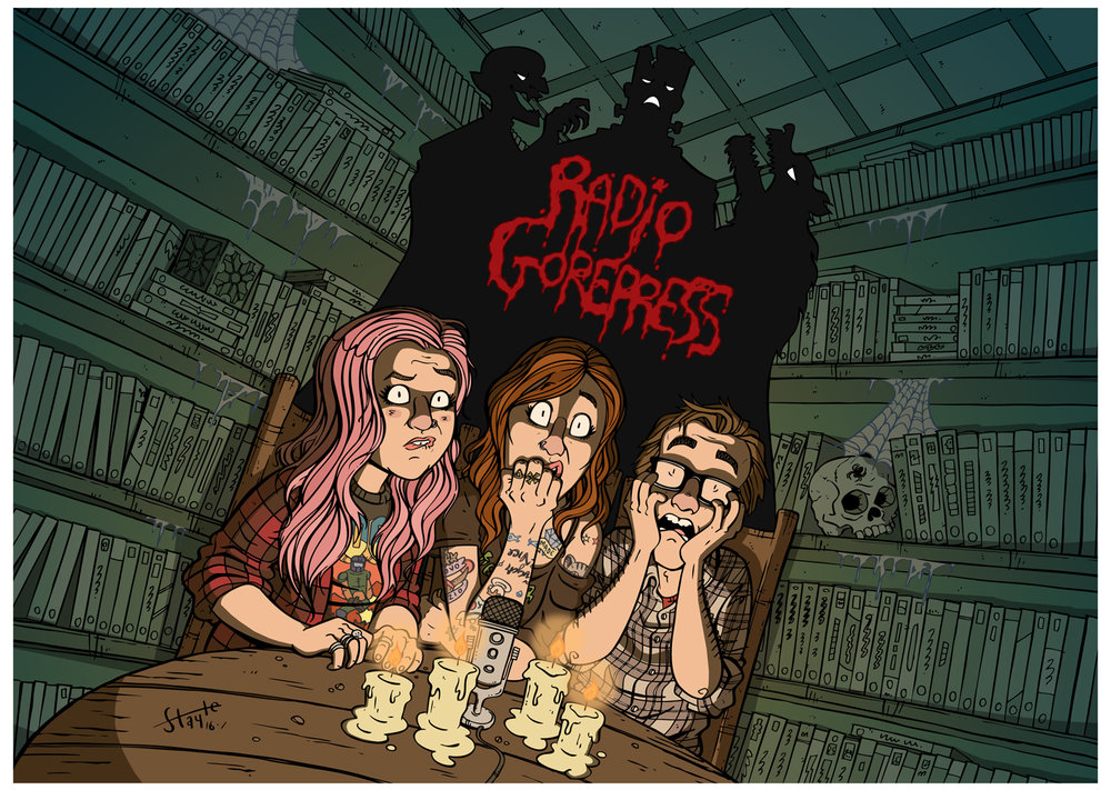 Radio Gorepress Podcast.