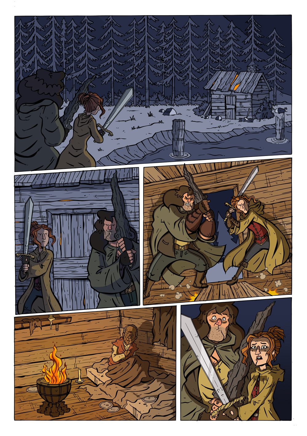 99 Swords #10 pg 4