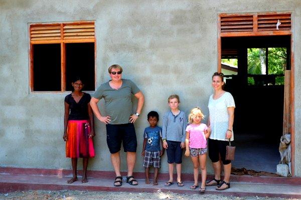Aakerholt_visit_Ramani_house