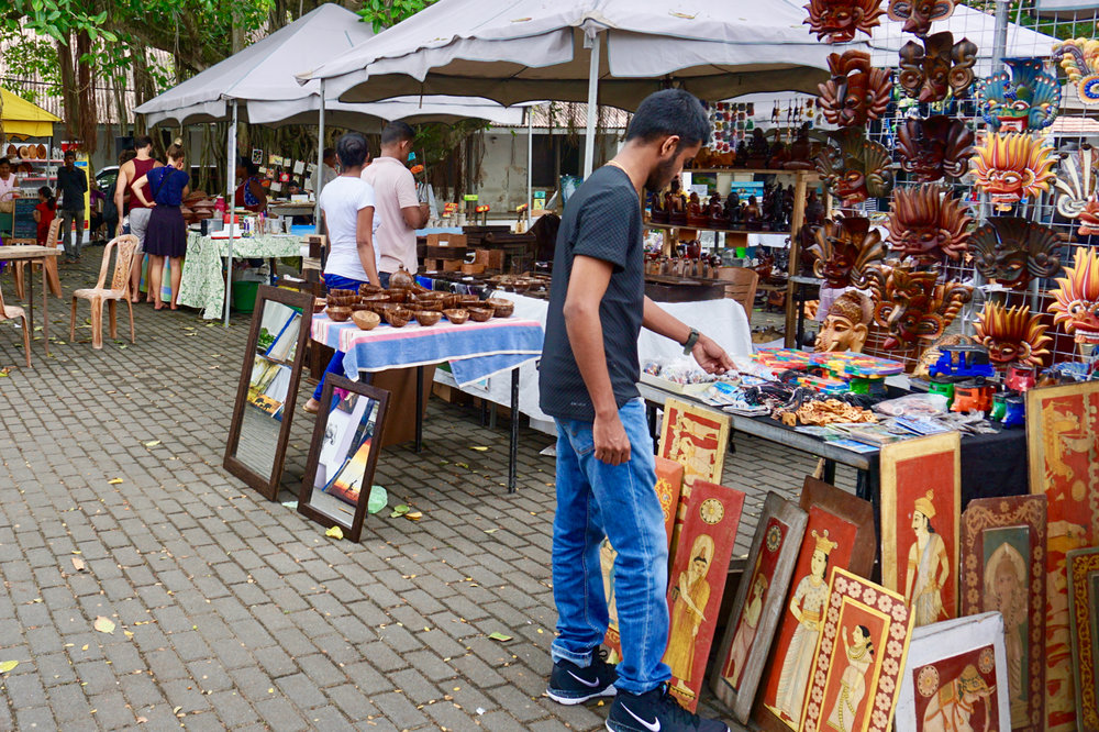Galle Fort Market. wood carvings.jpg