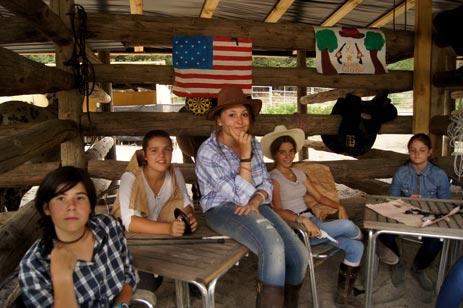 Campamentos de hípica en España