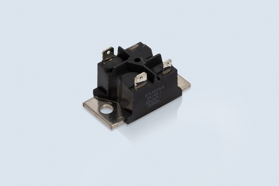 Serie HPP-150 - 150W resistor according to VDE 0160 and UL94-V0.