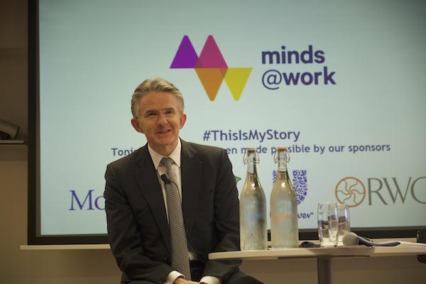John Flint, Group Chief Executive, HSBC — Minds@Work Movement