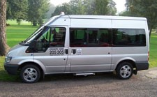 Book your Multi Seater today… - Seating up to eight passengers in each vehicle…….
