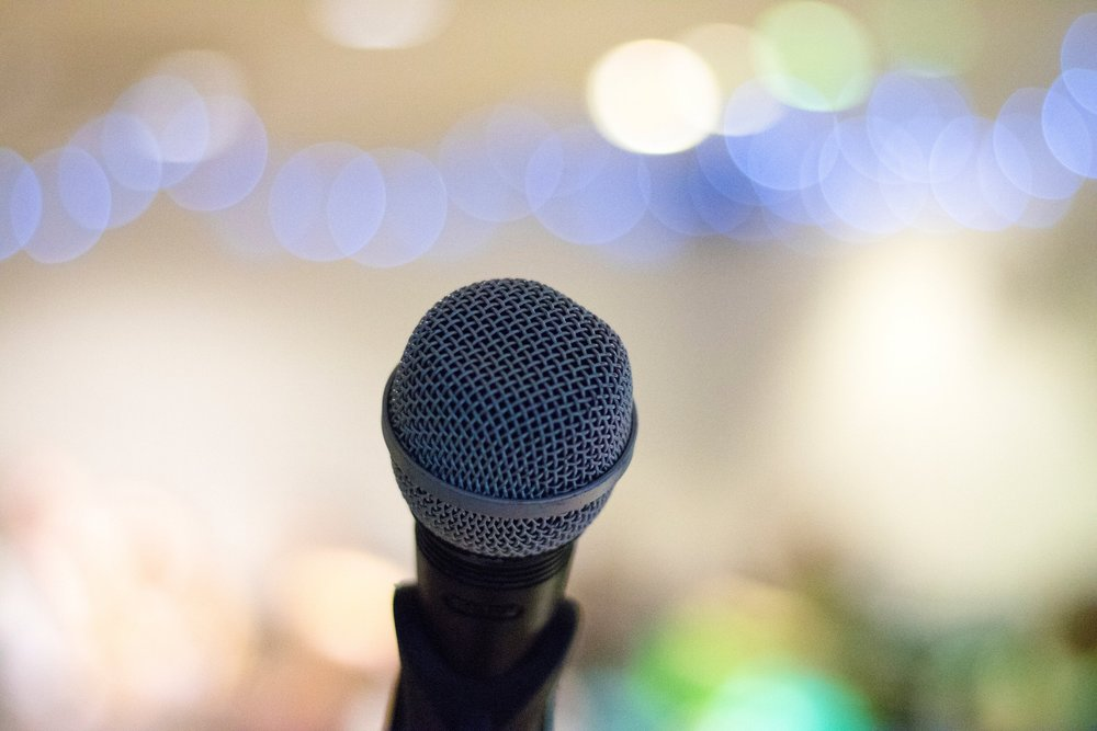 Speaking Events -