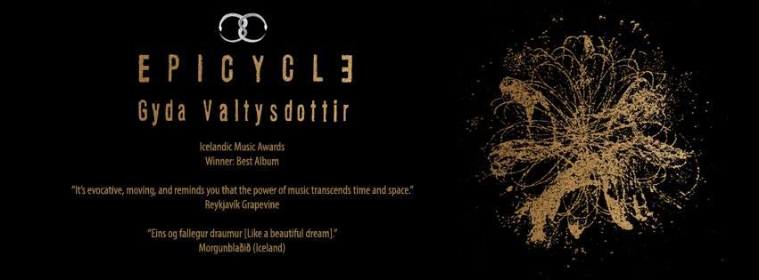 Gyda Valtysdottir - Epicycle