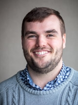 Ben Mc Larney     PhD Student    MSc, Imaging & Microscopy    @    Tel: