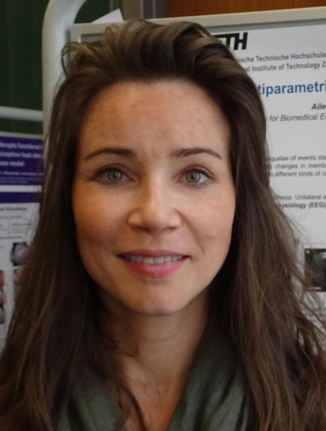 Dr. Aileen Schröter  Senior Scientist, In vivo Imaging  PhD, Neurobiology   @   Tel: +41-44-633-2646