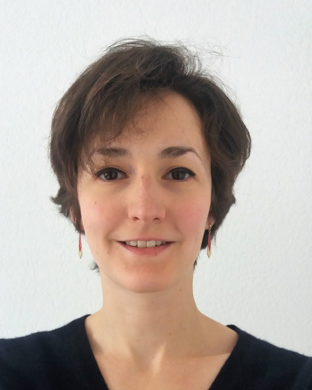 Dr. Justine Robin     Research Fellow    PhD, Medical Acoustics    @