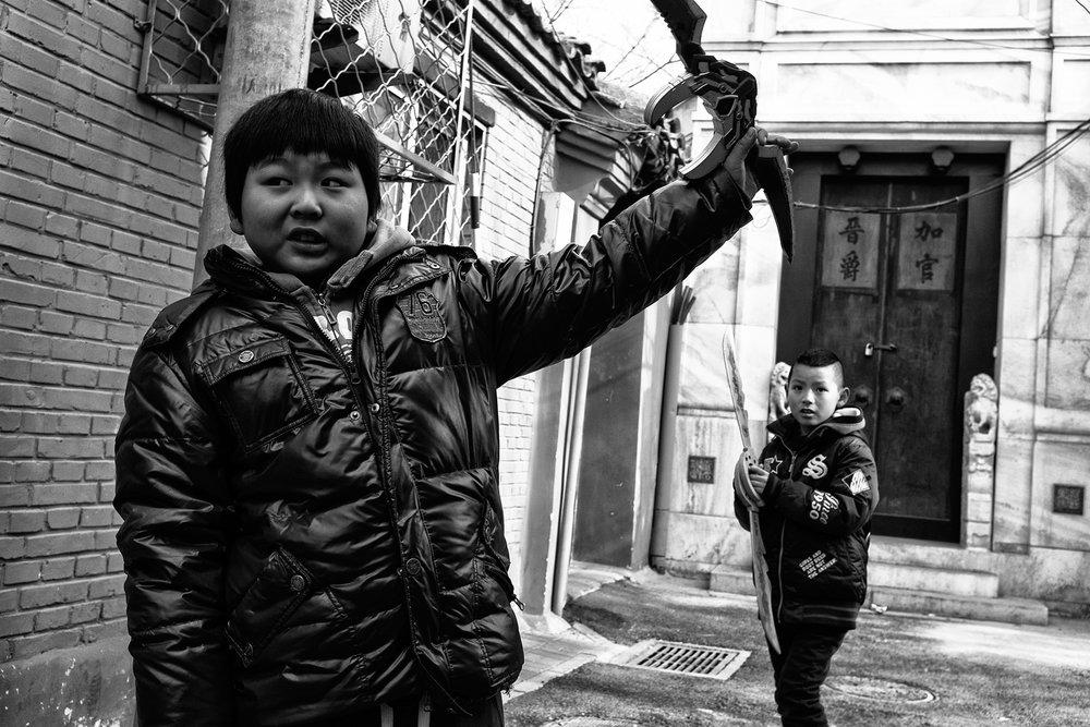 Beixinqiao. 2016