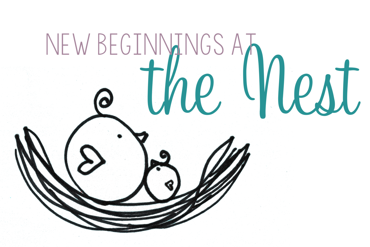 New Beginnings at The Nest