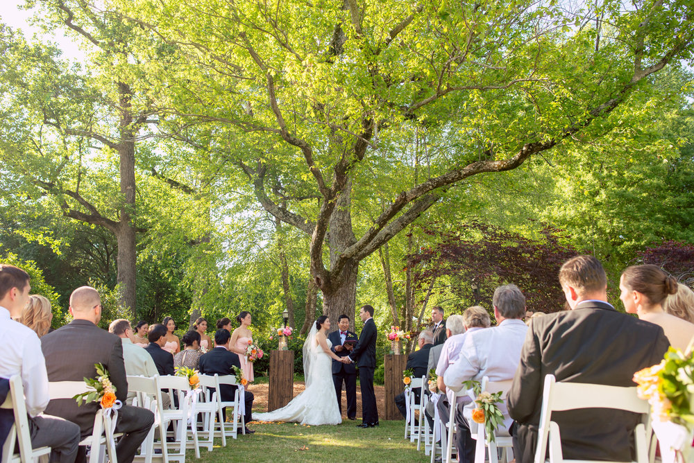 magnolia hall wedding