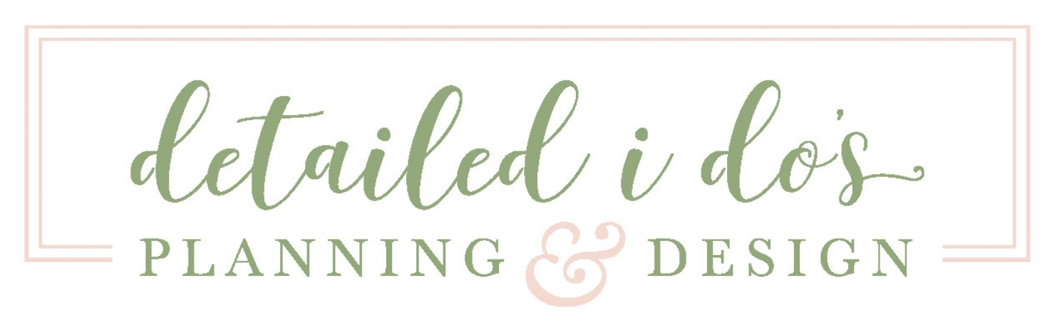 ATLANTA WEDDING PLANNER Detailed I Do's