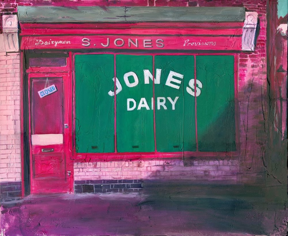 Michelle Heron - 'Jones Dairy'