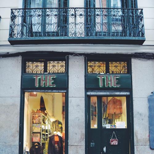 Exterior de THE THE en Calle Velarde - Foto de su página de Facebook