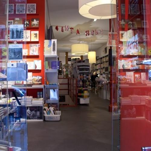 Librería Panta Rhei - Foto de su página de Facebook