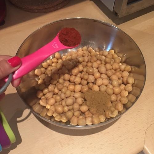1 cucharadita de pimentón picante