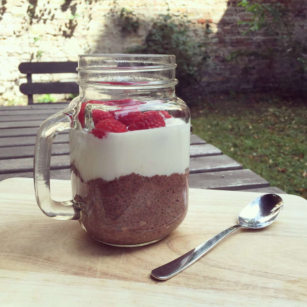 pudding chia HappyHips