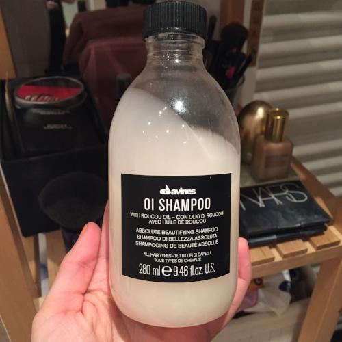 OI Shampoo Davines - HappyHips