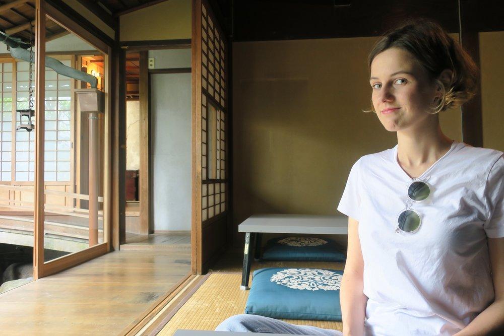 El precioso Naramachi Hostel en Nara