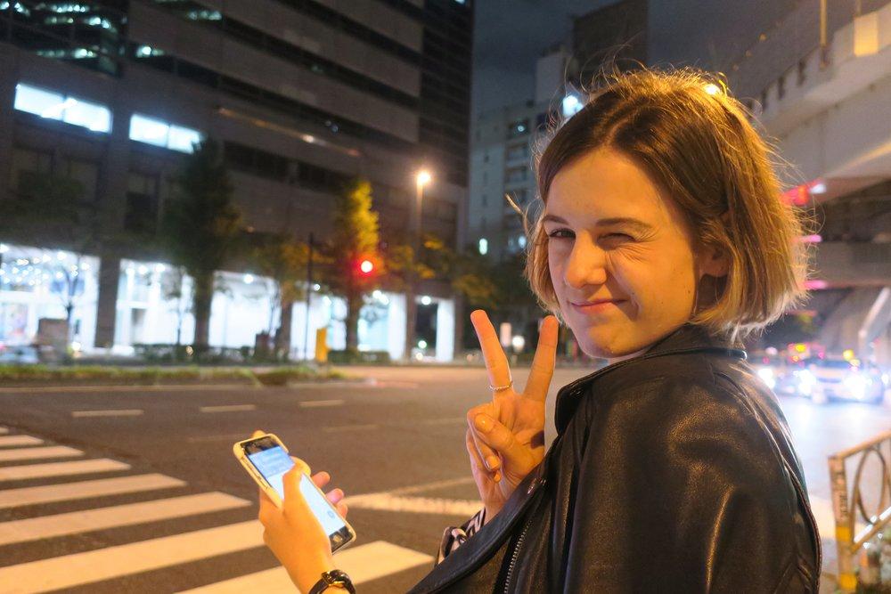 Konnichiwa y hasta la próxima Japón!