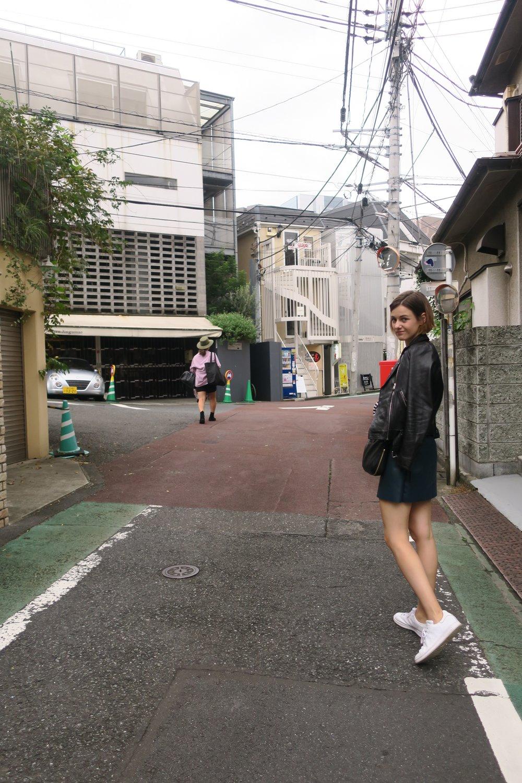 Callejeando por Harajuku