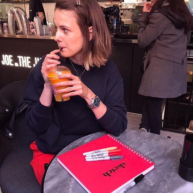 🍎🍒🍓🌶🍅🍑 #joeandthejuice #london #travel #instatravel