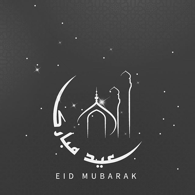 Eid Mubarak to everyone who is celebrating today ✨✨