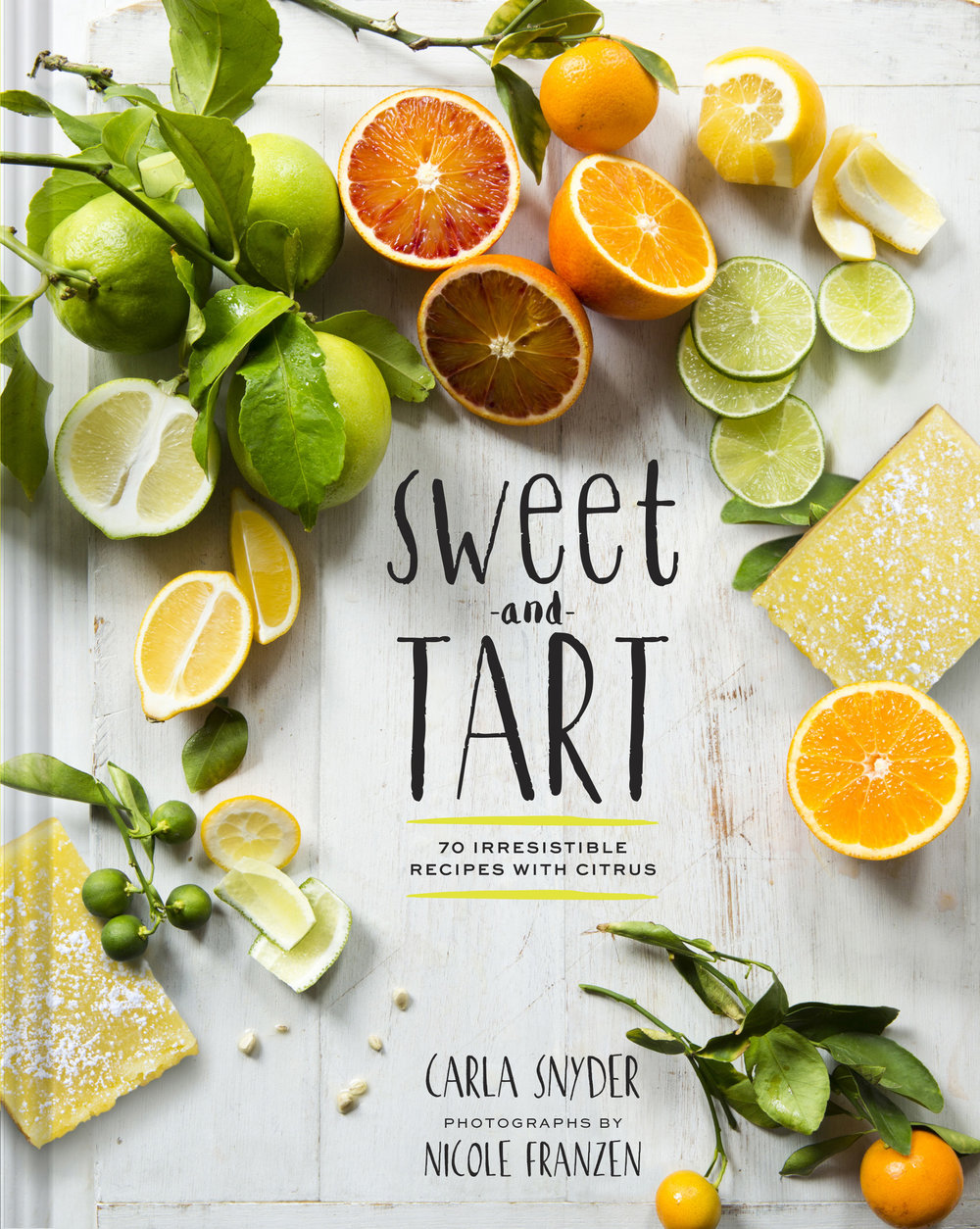 Sweet + Tart Cookbook