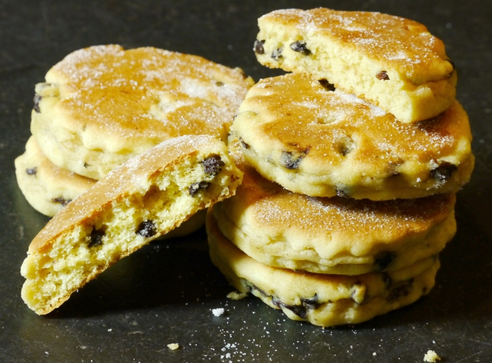 Fruit Welsh Cakes