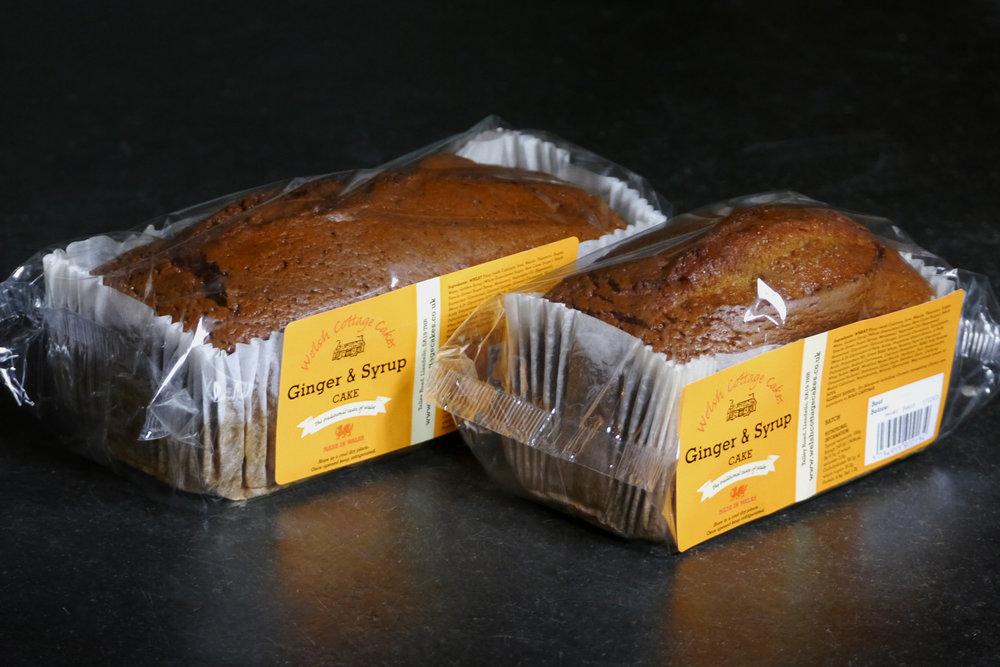 Ginger & Syrup Packshot