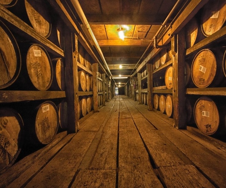Kentucky Bourbon Barrel Experience  Live Auction Item Opening Bid $5,000