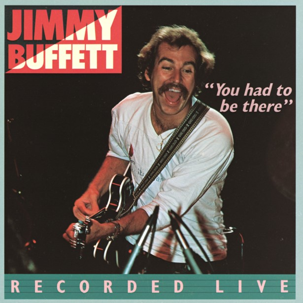 Jimmy Buffett Autographed Album  Retail Value $1,000 Opening Bid $500