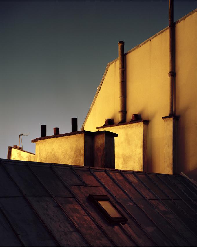 """Copy of """"Sur Paris #77"""" by Alain Cornu"""