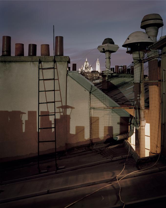 """Copy of """"Sur Paris #94"""" by Alain Cornu"""