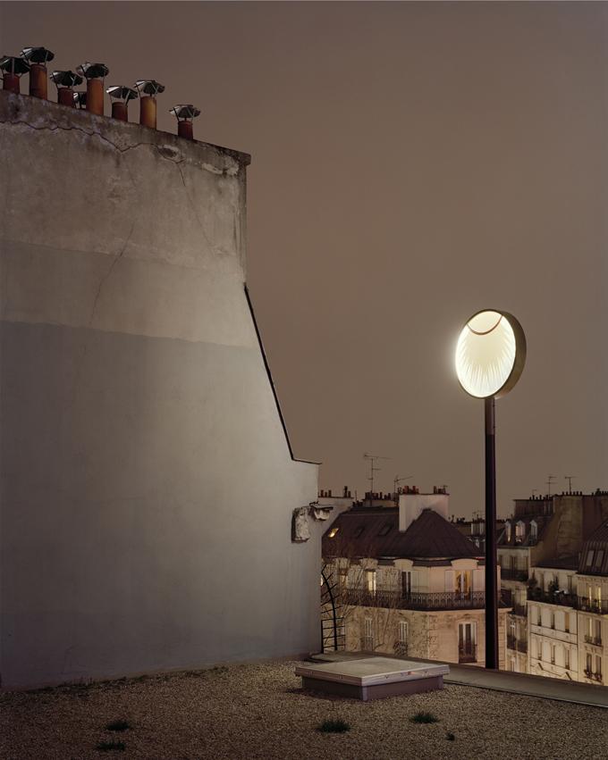 """Copy of """"Sur Paris #216"""" by Alain Cornu"""
