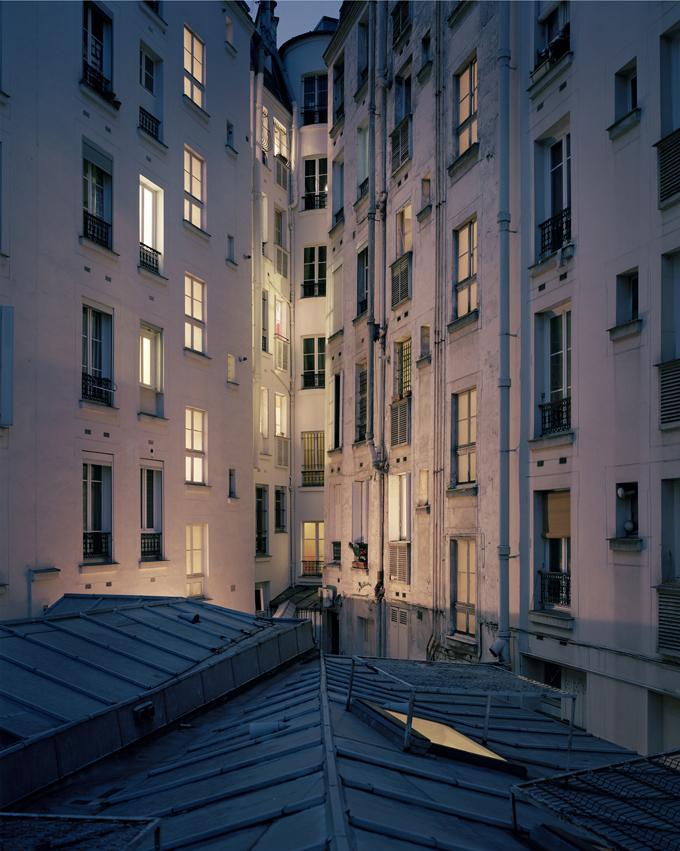 """Copy of """"Sur Paris #156"""" by Alain Cornu"""