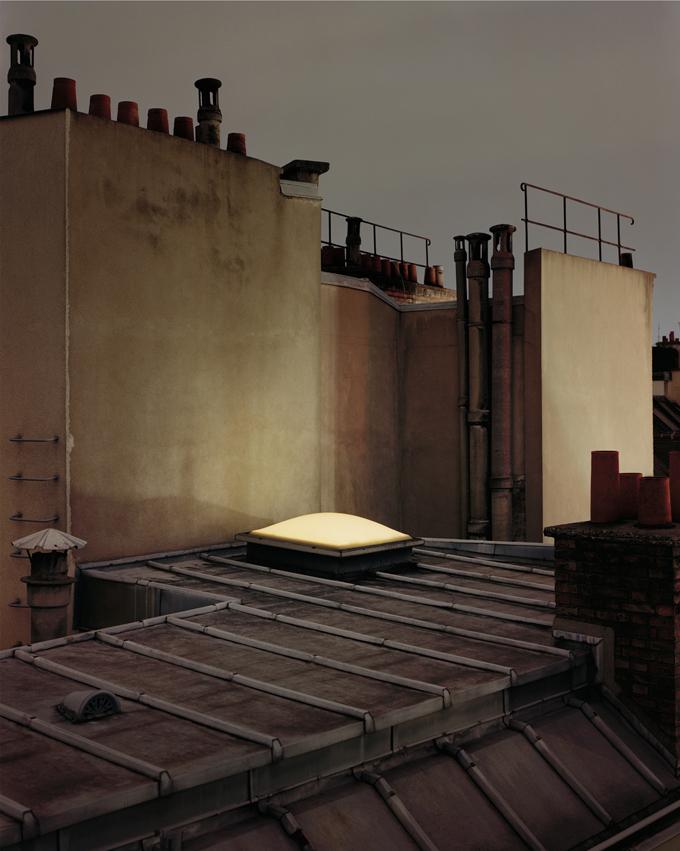 """Copy of """"Sur Paris #51"""" by Alain Cornu"""