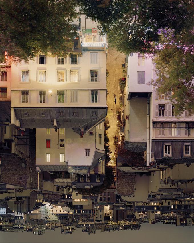 """Copy of """"Sur Paris #247"""" by Alain Cornu"""