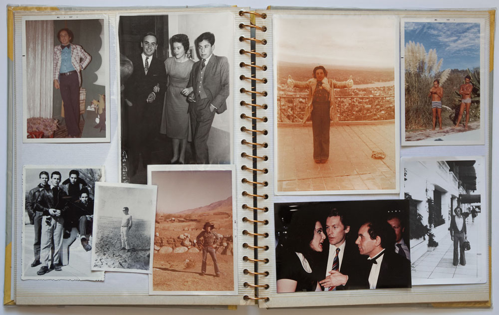 Copy of « Looking for the Masters in Ricardo's Golden Shoes #99 (Tribute to Erik KESSELS, Album Beauty, 2012) » by Catherine Balet