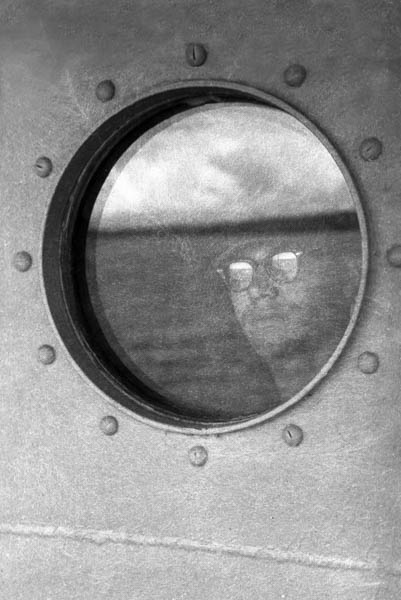 "Copy of ""View from Porthole"" by Harold Feinstein"