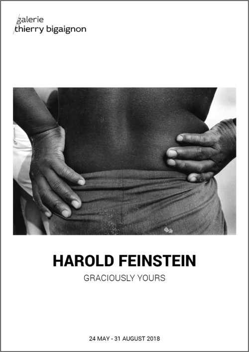 "Harold Feinstein, ""Graciously Yours"" exhbition"