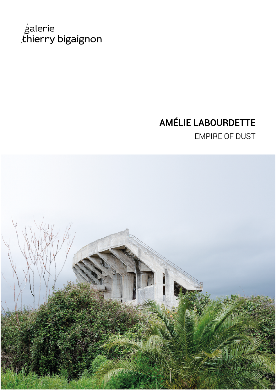"Amélie Labourdette, ""Empire of Dust"""