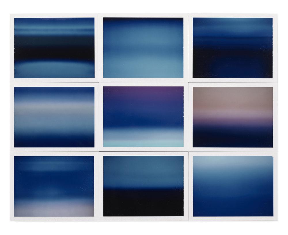 """Copy of """"Horizon, étude couleur #2"""" by Thomas Paquet"""