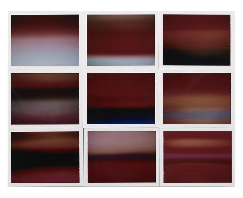 """Copy of """"Horizon, étude couleur #9"""" by Thomas Paquet"""