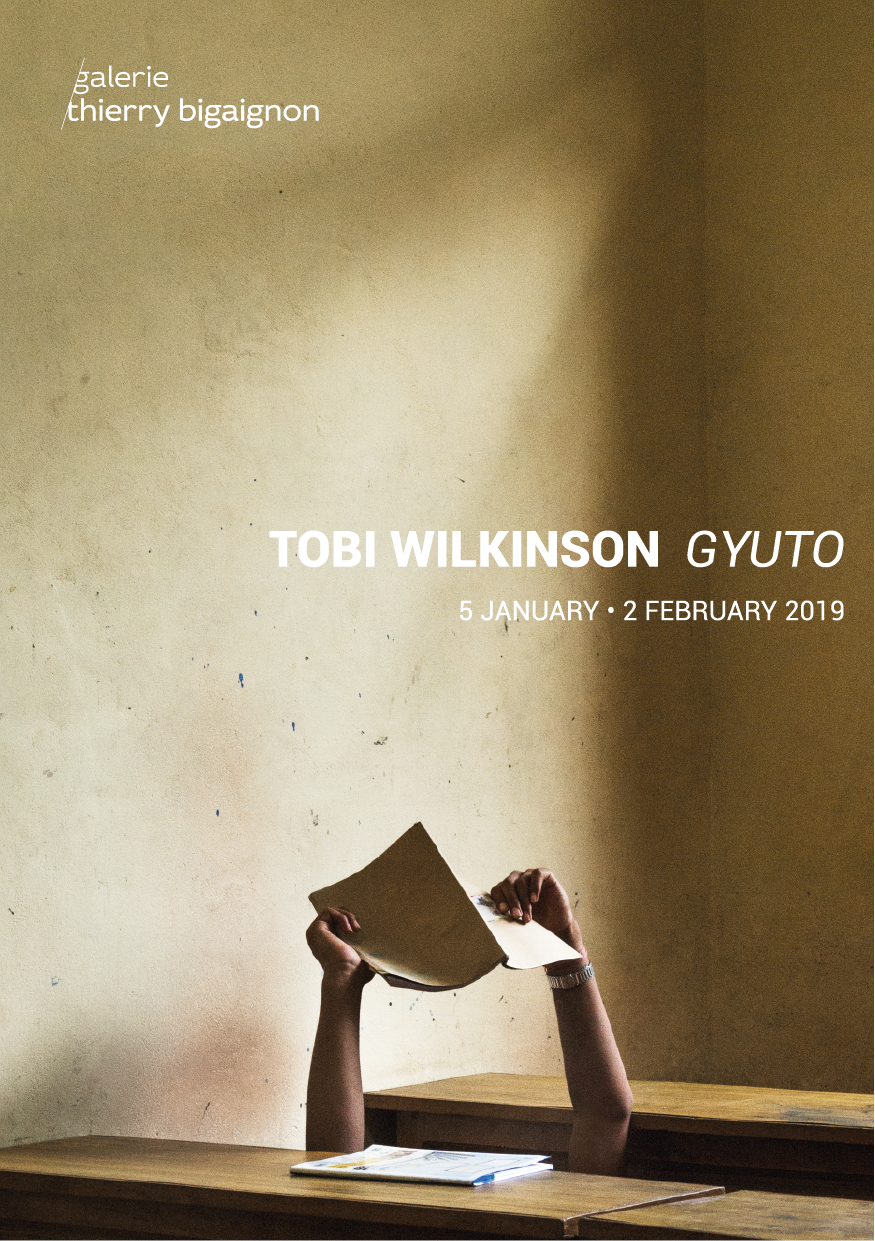 "Tobi Wilkinson, ""Gyuto"""
