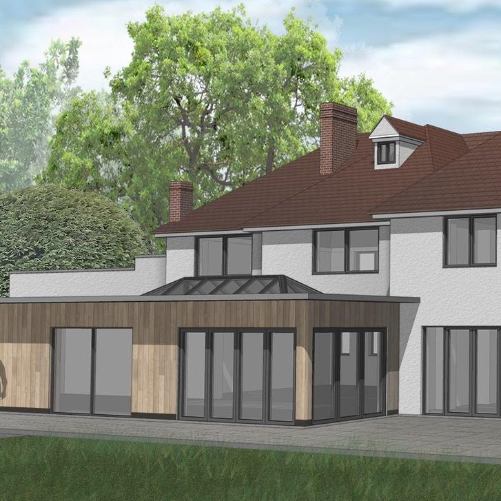 Large Residence, Upper Batley