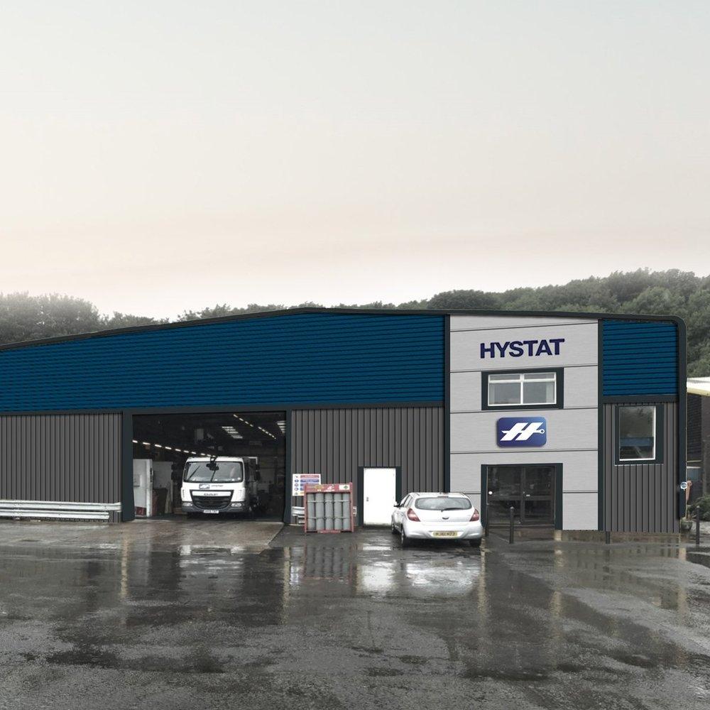 Industrial Unit in Slaithwaite, Huddersfield