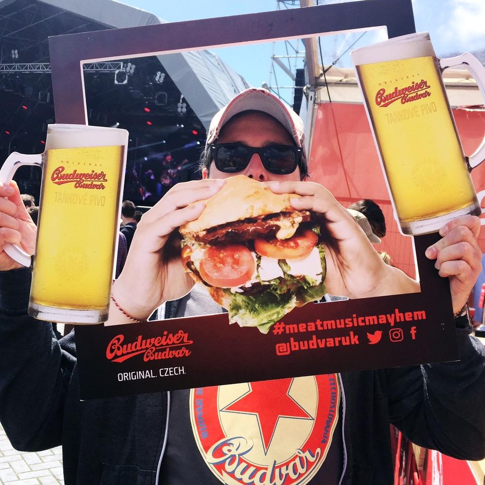 budvar-grillstock-selfie-instagram-beer-budweiser-bristol.JPG